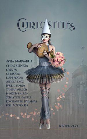 Gallery of Curiosities: Retropunk Fiction